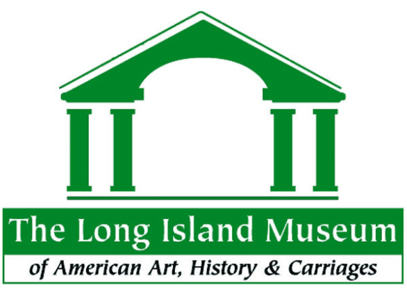 Long Island Museum of American Art, History, and Carriages logo