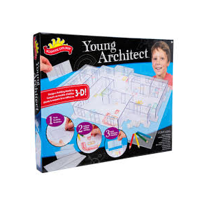 Scientific Explorer Young Architect Building