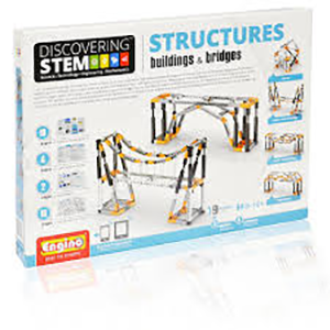 Engino Structures and Bridges Construction