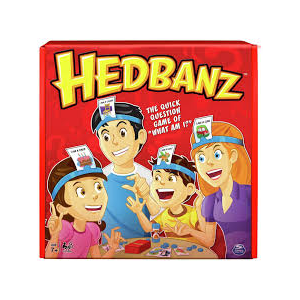 Headbanz game