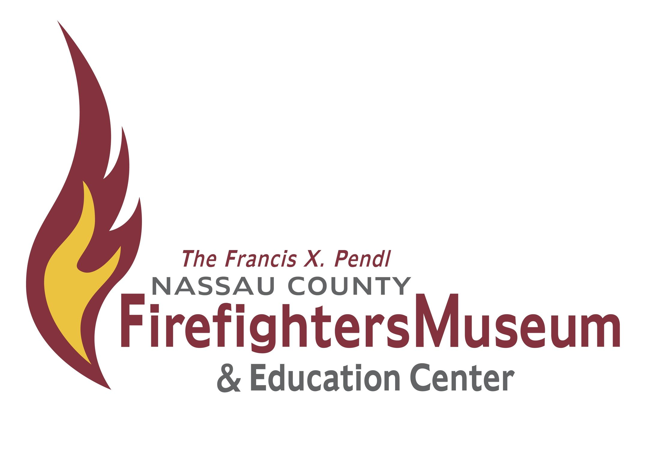 Nassau County Firefighters Museum logo
