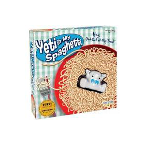 Yeti in my Spaghetti game
