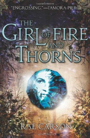 "Image for ""The Girl of Fire and Thorns"""