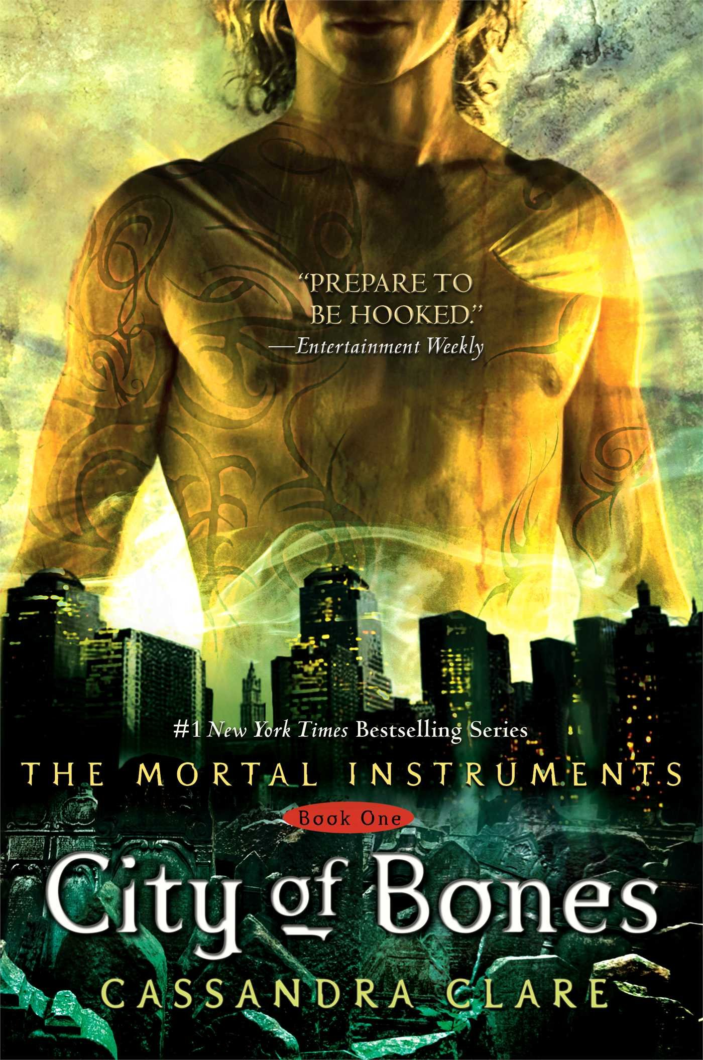 "Image for ""City of Bones"""