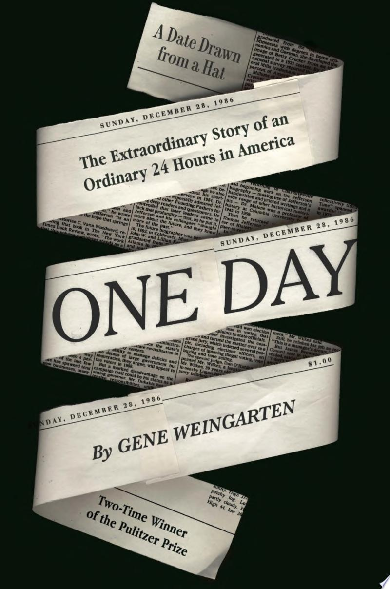 "Image for ""One Day"""