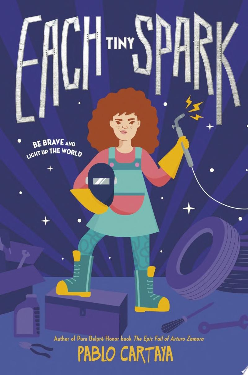 "Image for ""Each Tiny Spark"""