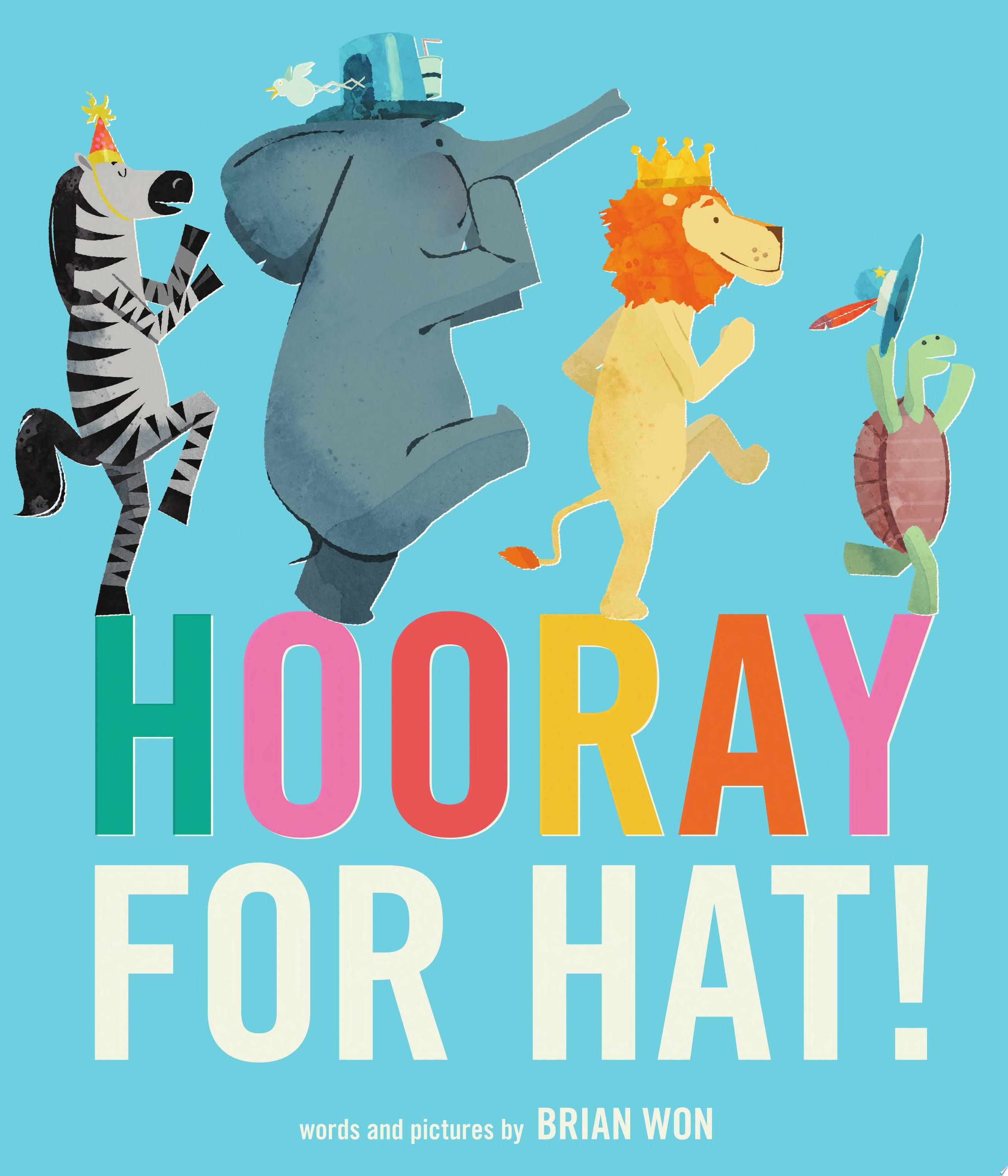 "Image for ""Hooray for Hat!"""