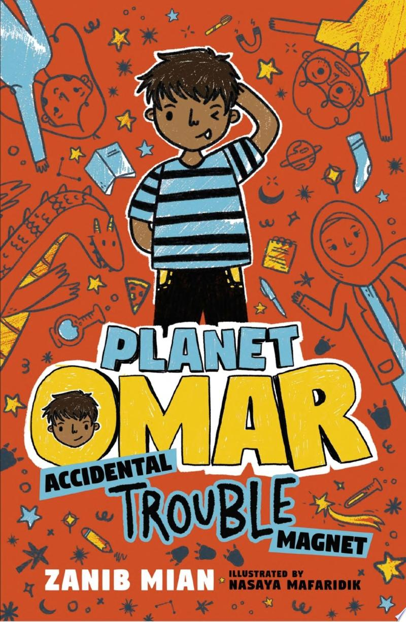 "Image for ""Planet Omar: Accidental Trouble Magnet"""