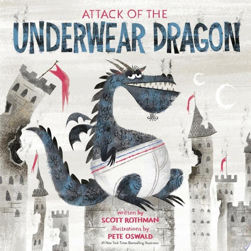 "Image for ""Attack of the Underwear Dragon"""