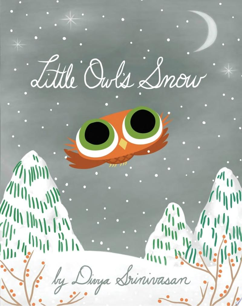 "Image for ""Little Owl's Snow"""