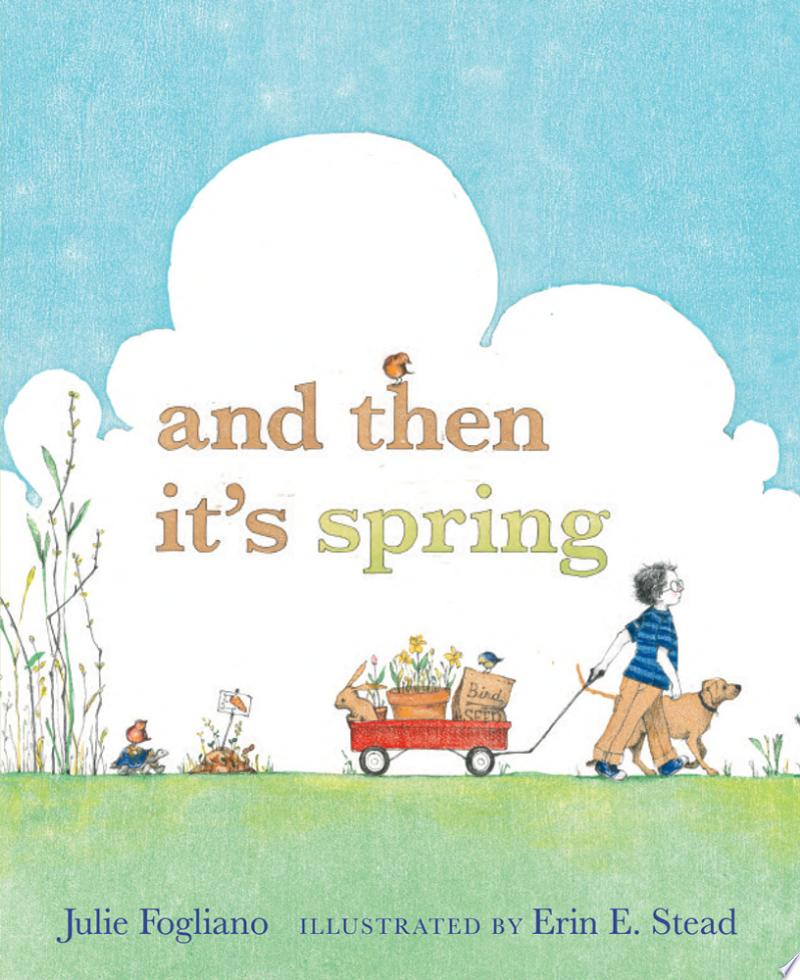 "Image for ""And Then It's Spring"""
