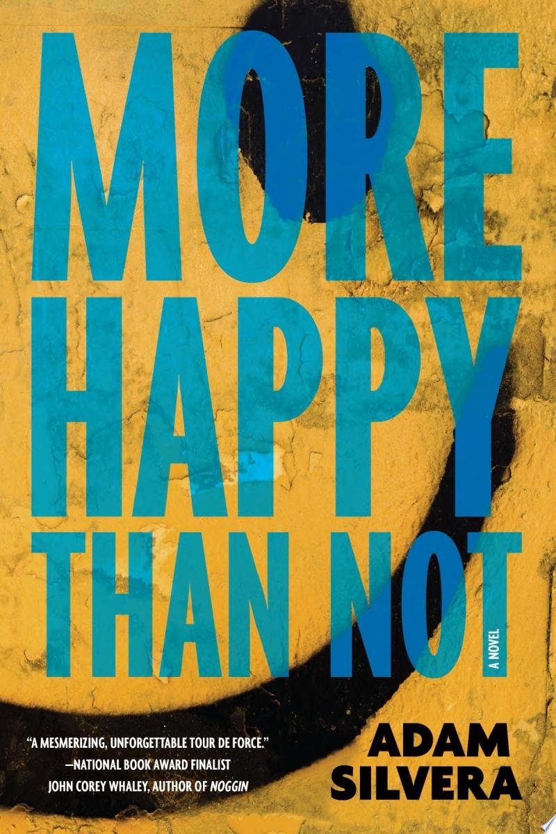 "Image for ""More Happy Than Not"""