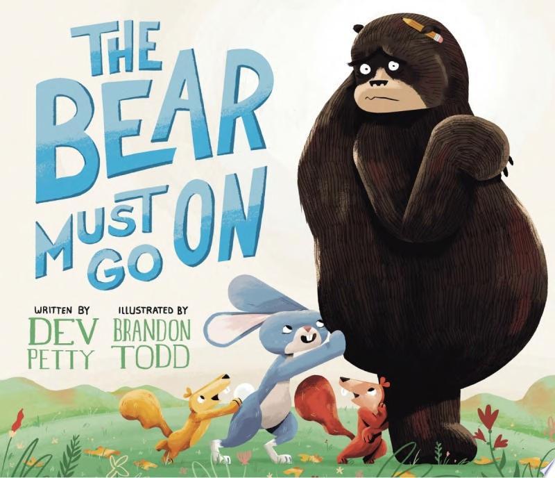 "Image for ""The Bear Must Go on"""
