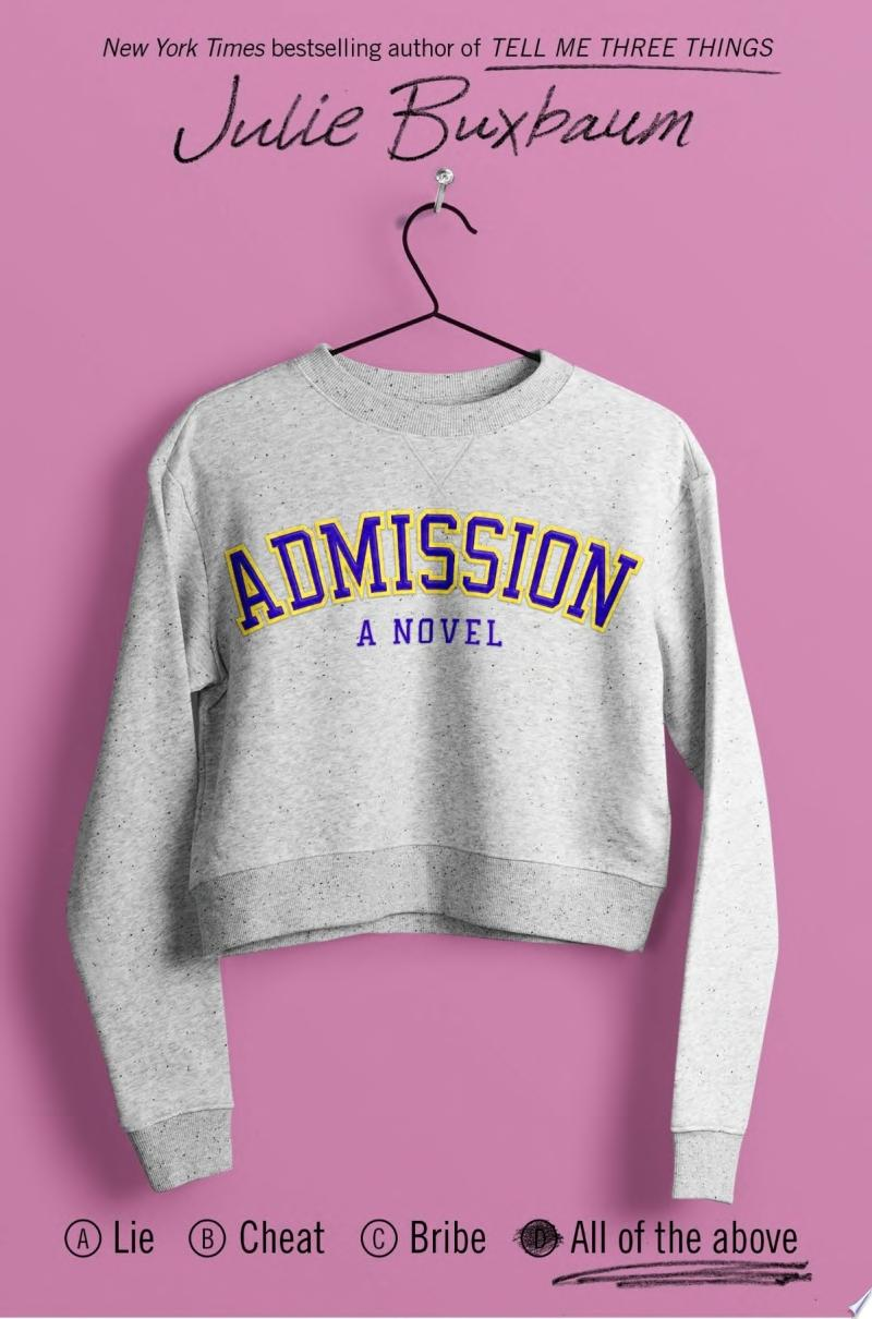 "Image for ""Admission"""