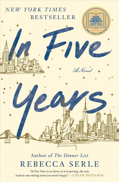 In Five Years book cover