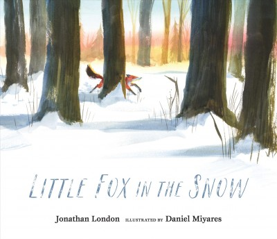 Little Fox in the Snow book cover