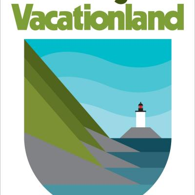 Vacationland book cover