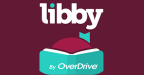 "Logo for ""Libby, by OverDrive"""